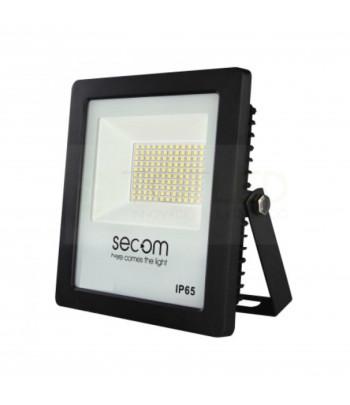 Foco / Proyector SECOM IP65 20W 5700K NEGRO
