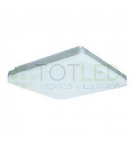 Plafon LED Cuadrado 36W 2900LM 240V 3000K/4000K/5000K