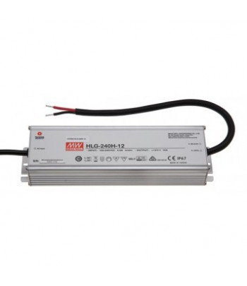 TRANSFORMADOR MEAN WELL 240W 12V IP67