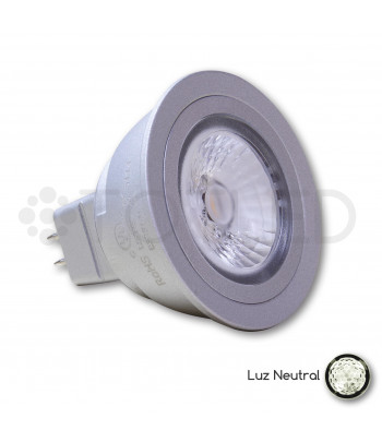 Bombilla Dicroica LED MR16 5W (Neutral)