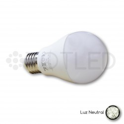 Bombilla LED E27 9W (Neutral)