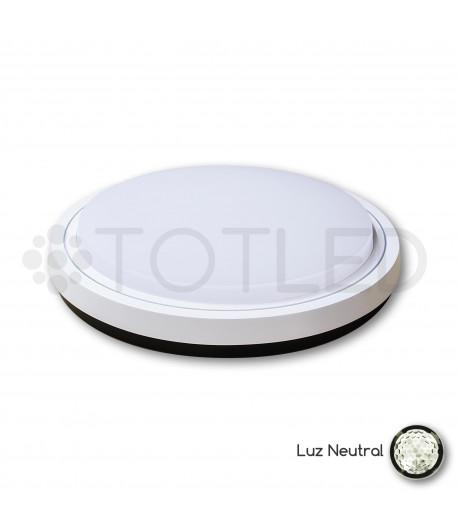 Plafon de superficie LED Blanco 29W (Neutral)