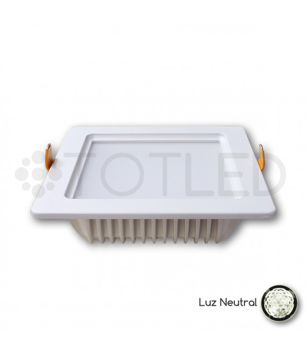 Downlight LED Blanco 20W (Neutral)