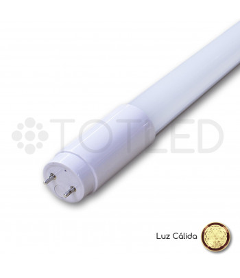 Fluorescente LED T8 120 (Cálido)