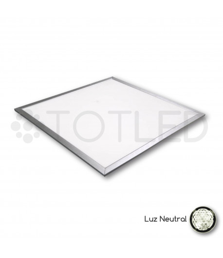 Pantalla LED 60 x 60 cm. 40W (Neutral)