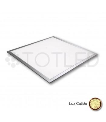 Pantalla LED 60 x 60 cm. 40W (Cálida)