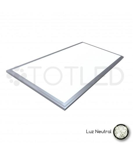 Pantalla LED 120 x 30 cm. 72W (Neutral)
