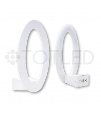 Aplique LED Oval Vertical