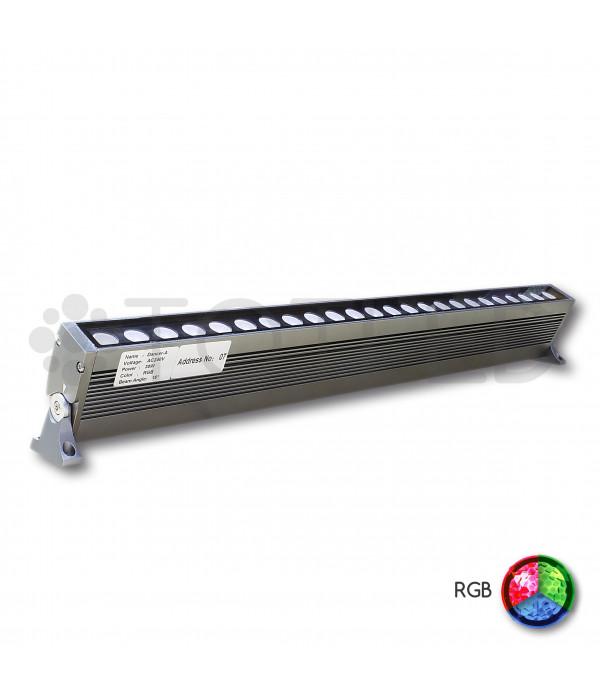 Bañador LED 24L x 1,25W (RGB)