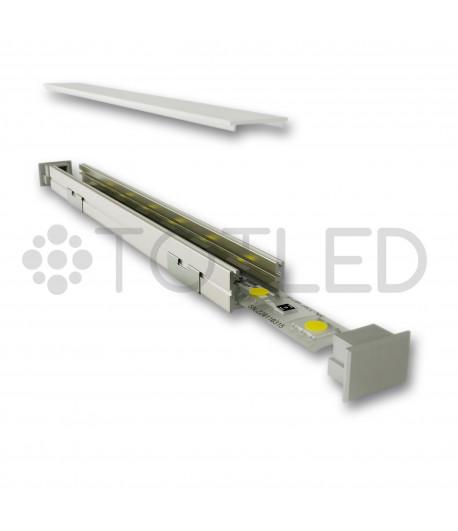 Perfil de aluminio LN LPR