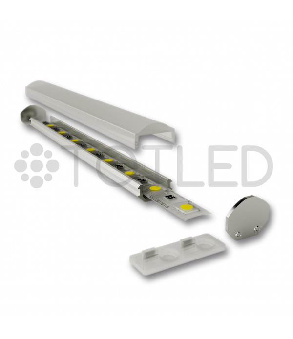 Perfil de aluminio LN LPT