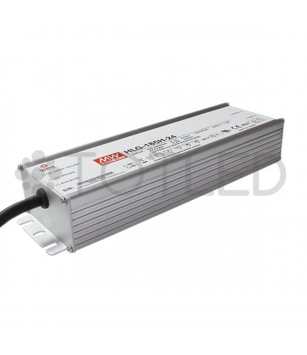 Transformador IP67 24V 185W