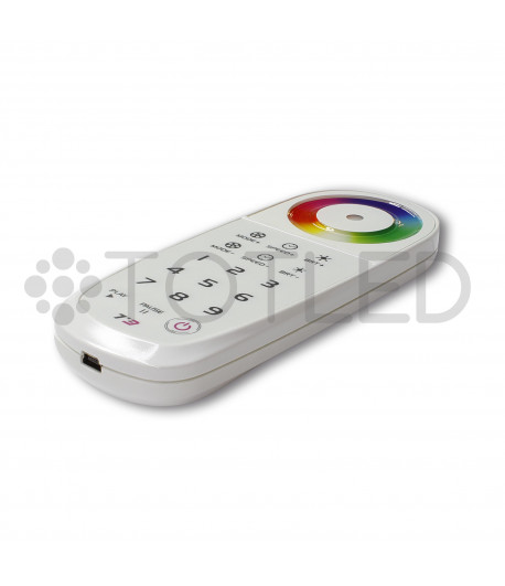 Comandamiento Controlador RGB T3
