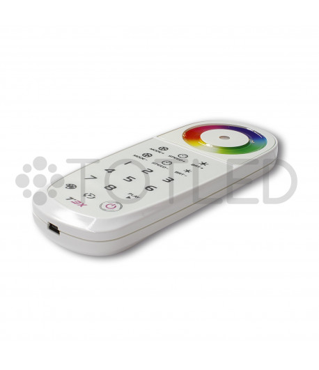 Comandamiento Controlador RGB T3X