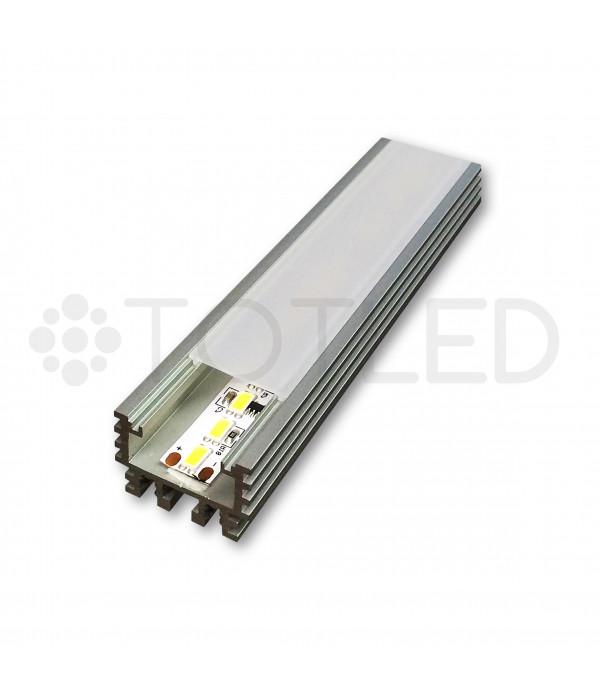Perfil de aluminio LN LPI