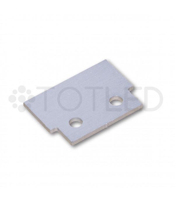 Tapa de aluminio para perfil LN LPI