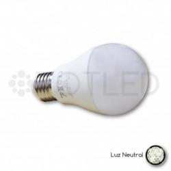 Bombilla LED E27 6W (Cálida)