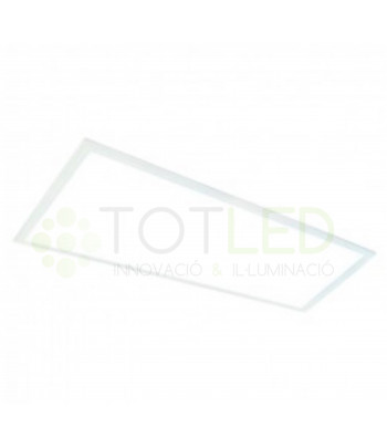 Pantalla LED 120 x 30 cm. 40W (Neutral)