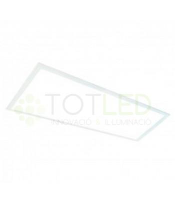 Pantalla LED 120 x 30 cm. 40W (Cálida)