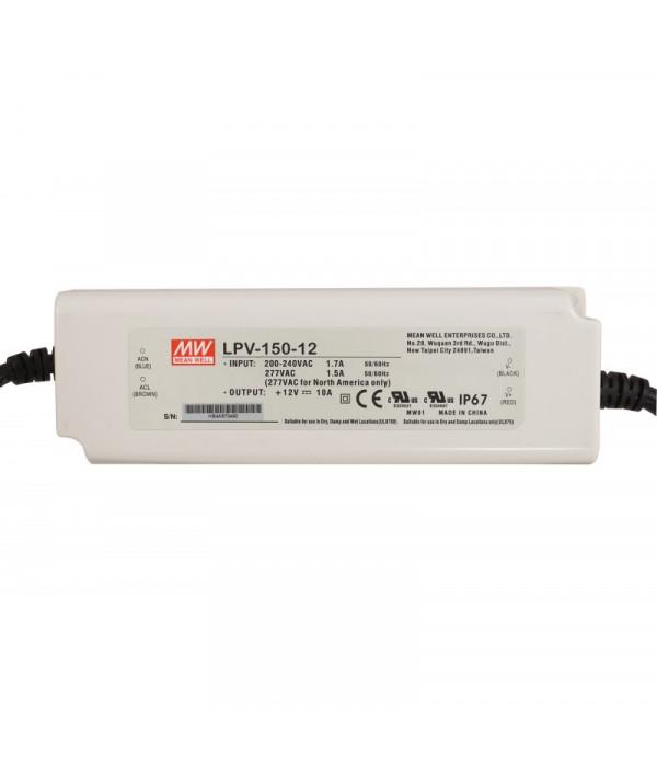 Transformador Main Well IP67 12V 150W