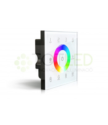 CONTROLADOR LED RGB WIFI 4 ZONAS