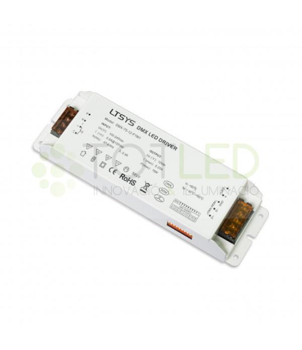 TRANSFORMADOR LED regulable DMX 150W 24V