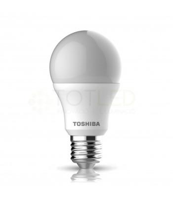 Bombilla LED TOSHIBA E27 8.5W (Cálida)