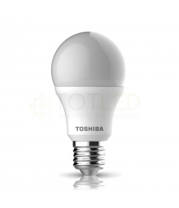 Bombilla LED TOSHIBA E27 8.5W (Neutral)