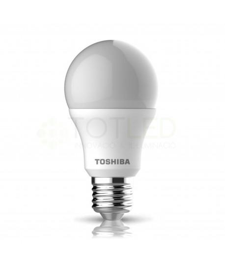Bombilla LED TOSHIBA E27 8.5W (Neutral)