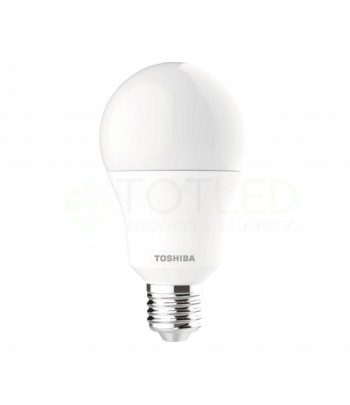 Bombilla LED TOSHIBA E27 15W (Neutral)