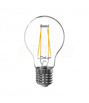 Bombilla LED TOSHIBA E27 7W FILAMENTOS (Cálida)